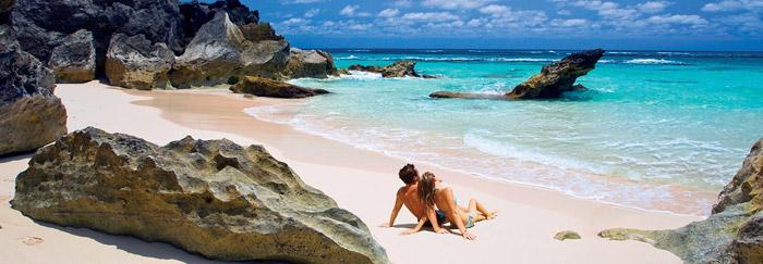Las preciosas Playas de Bermudas