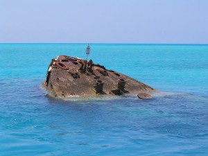Vixen Bermudas Guía Barcos Hundidos Islas j5R43AL