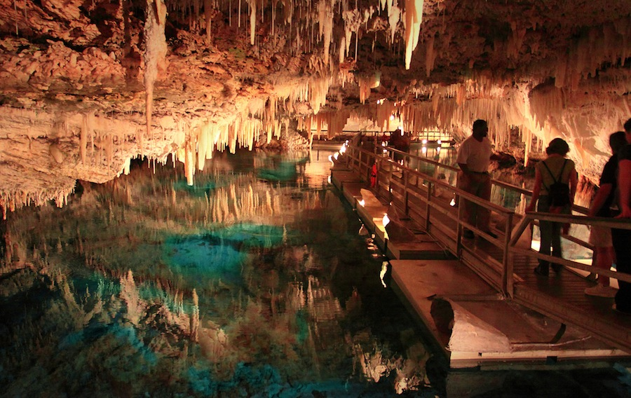 Las cuevas de cristal de Australia