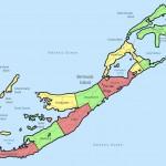 Mapas de las Bermudas
