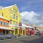 Hamilton, capital de Bermudas