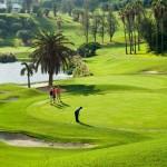 Golf en Bermudas